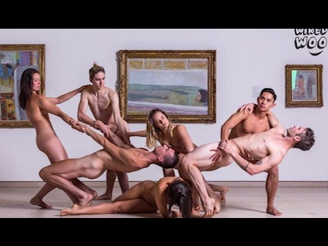 Nude Dancing Show At Sydney! Audience Members Have To Be Naked Too thumbnail