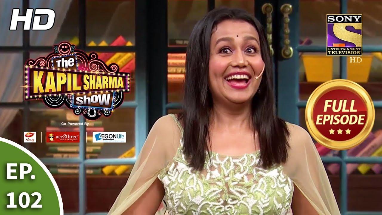 Download The Kapil Sharma Show Season 2-Neha's Dream Come True -दी कपिल शर्मा शो 2-Full Ep 102-28th Dec,2019