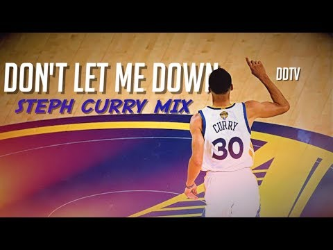 Thumbnail: Stephen Curry 2017 Mix - Don't Let Me Down ᴴᴰ 4K