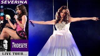 Смотреть клип Severina - Tridesete (Live @ Arena Beograd 2009.)
