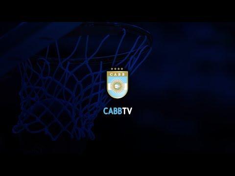 ENEBA - CABB: Clínica Internacional de Basketball en Santa Fe