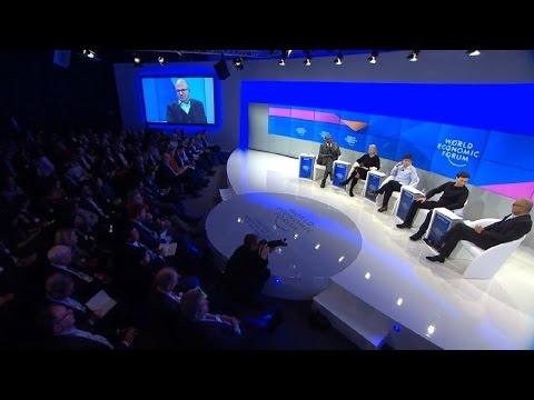 Satya Nadella and Ginni Rometty talk about Artificial Intelligence (AI) at DAVOS 2017