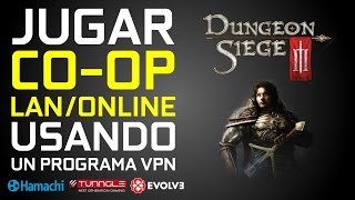 Descargar Dungeon Siege 3 Edición Completa + Cooperativo LAN/Online EVOLVE VPN