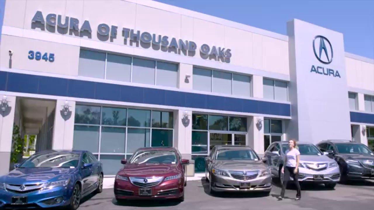 Acura Thousand Oaks >> Acura Of Thousand Oaks Commercial