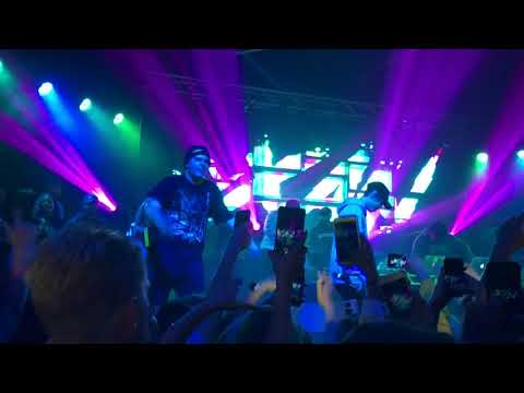 Diego (Lil Xan) x Diplo - Color Blind (Live) @ The Glasshouse - Total Xanarchy Tour, Pomona, CA