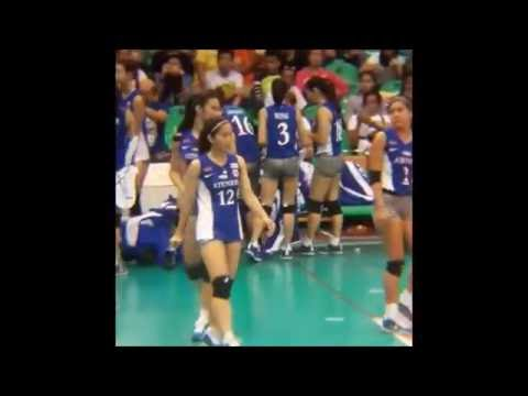 Ateneo Lady Eagles Vine Video's