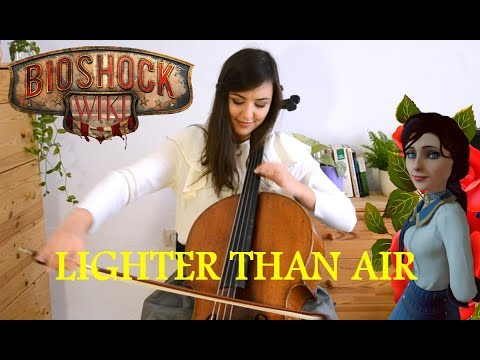 Bioshock: Infinite - Lighter Than Air Cello Cover