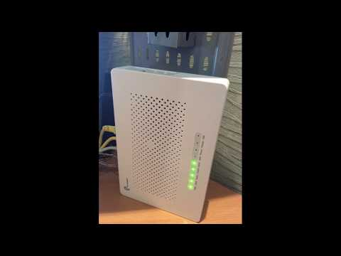ZTE ZXHN H298A скорость по Wifi