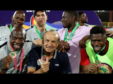 Nigeria defeats Tunisia, finishes third in African Cup of Nations