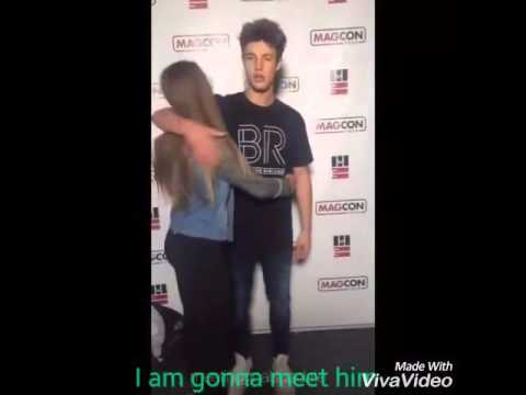 Cameron Dallas Meet And Greet GOALS