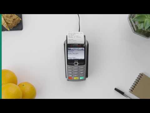 Worldpay Card Machines - How do your end-of-day reconciliation