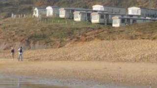 Campsite Isle of Wight - Grange Farm Brighstone Bay