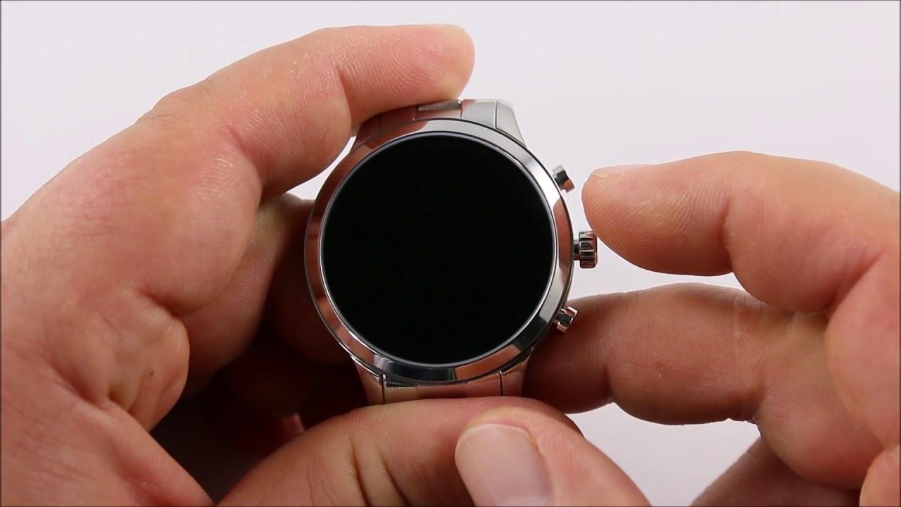 Otozegarki.pl Smartwatch Michael Kors MKT5044 Runway Zegarek MK Access