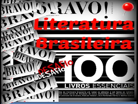 literatura-brasileira:-100-livros-essenciais---o-desafio-#01