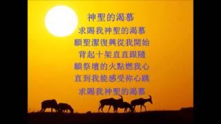 晨禱詩歌第13頁(連續播放)
