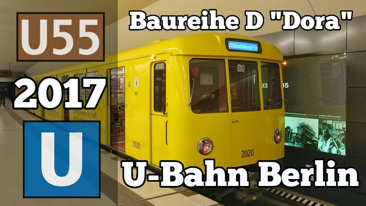 u bahn berlin u55 dora part ii youtube. Black Bedroom Furniture Sets. Home Design Ideas