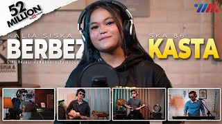 Download lagu BERBEZA KASTA  | KALIA SISKA  ft SKA 86 | DJ KENTRUNG (Official Music Video)