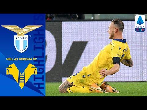 Lazio 1-2 Hellas Verona | L' Hellas Verona sorpassa la Lazio! | Serie A TIM
