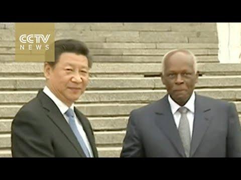 China, Angola Sign Key Cooperation Deals