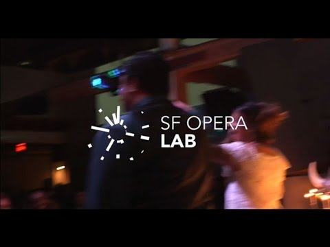 SF Opera Lab Pop-Ups: Innovative, Intimate, Eclectic Opera