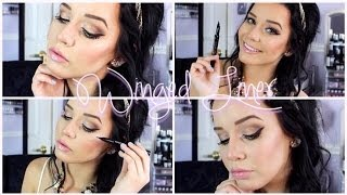 HOW TO: Winged Liner!