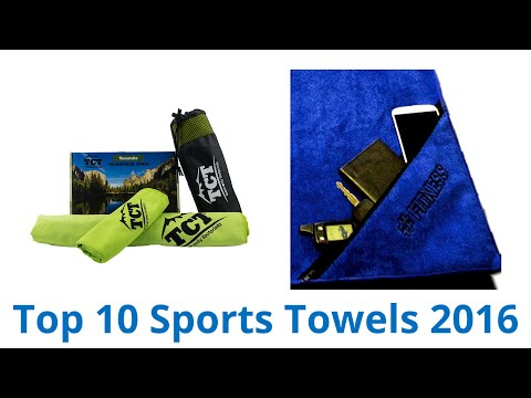 10 Best Sports Towels 2016