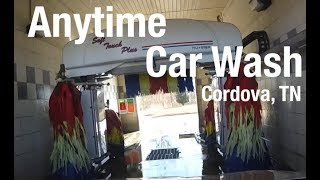 NuStar Soft Touch Plus - Anytime Car Wash, Cordova TN