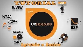 Configurando sam broadcaster 4.2.2
