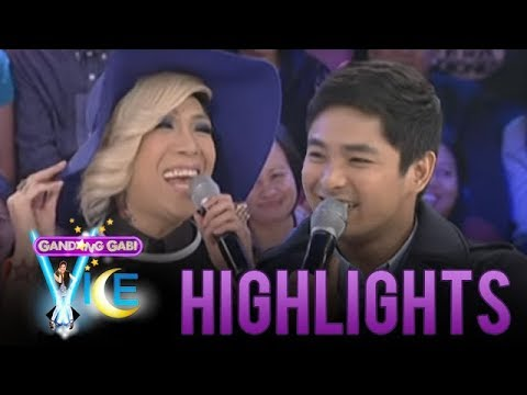 Vice, Coco reveal their new love on GGV