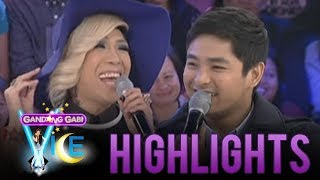 Repeat youtube video Vice, Coco reveal their new love on GGV