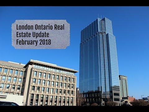 London Ontario Real Estate February 2018 Market Update