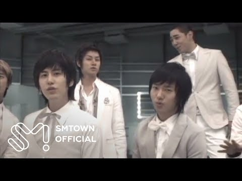 SUPER JUNIOR 슈퍼주니어 'Marry U' MV