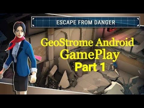 Download GeoStrome Android GamePlay Part 1