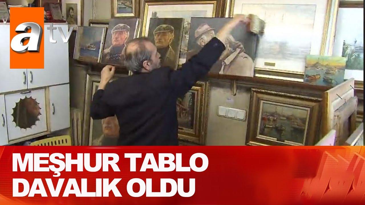 "Beşiktaş'a ""Süleyman Seba"" davası - Atv Haber 19 Mart 2021"