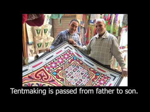 The Quilt Show: Tentmakers of Cairo