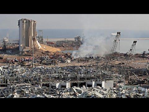 كيف تضامن العالم مع لبنان في أعقاب انفجار بيروت المروع؟…  - نشر قبل 2 ساعة