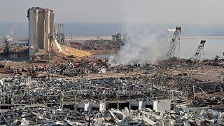 كيف تضامن العالم مع لبنان في أعقاب انفجار بيروت المروع؟…