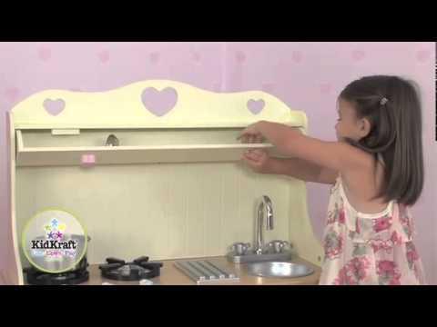 Kidkraft prairie keuken youtube