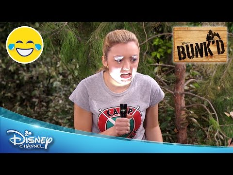 Bunk'd | Alone Time | Official Disney Channel UK