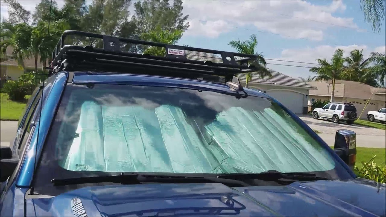 roof rack install 2500hd smittybilt defender rack how to gmc chevy 2014 2015 2016 2017 [ 1280 x 720 Pixel ]