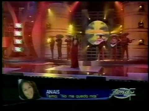 MARY ANN ACEVEDO- QUE GANAS DE NO VERTE NUNCA MAS from YouTube · Duration:  3 minutes 45 seconds