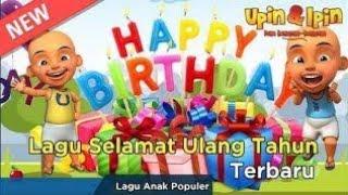 SELAMAT ULANG TAHUN - Happy Birthday    Lagu Anak Indonesia Populer