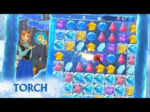 Frozen Free Fall - Official Game Trailer