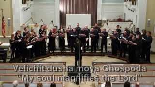 NHOC Rachmaninoff All-Night Vigil: Movement 11