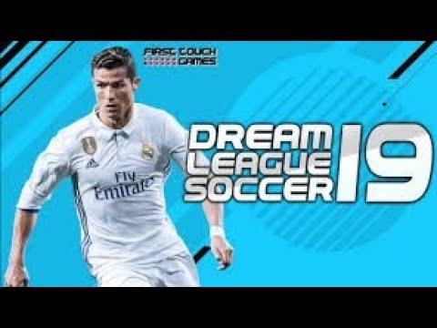 Dream League Soccer 2019 - DLS 2019 Android - Beta Offline 350 MB - 4K HD Garphics