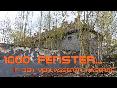 1000 Fenster... In der verlassenen Kaserne