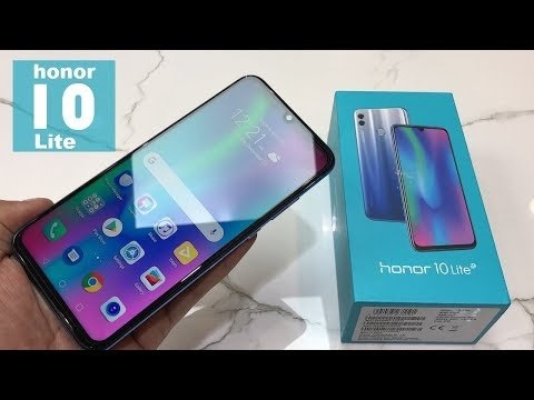 HONOR 10 LITE UNBOXING AND REVIEW Mp3