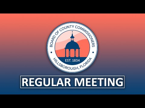 Board of County Commissioners: Regular Meeting 06.16.21