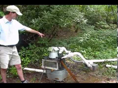 Residential Water Turbine   YouTube