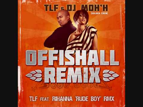 I.K (TLF) feat Rihanna - Rude Boy (remix). OFFICIEL
